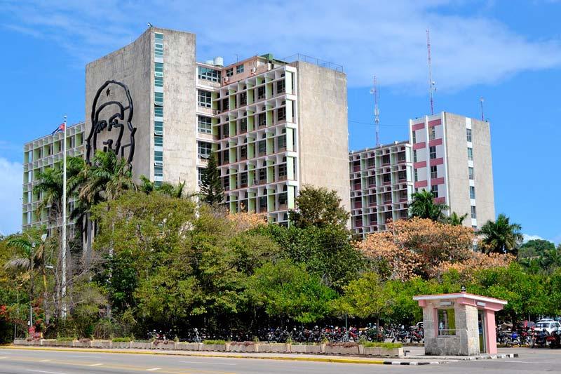 キューバのヒルトンホテル