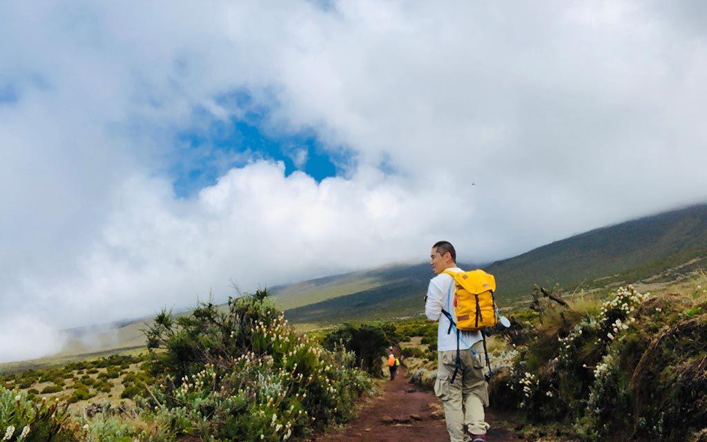 キリマンジャロ登山