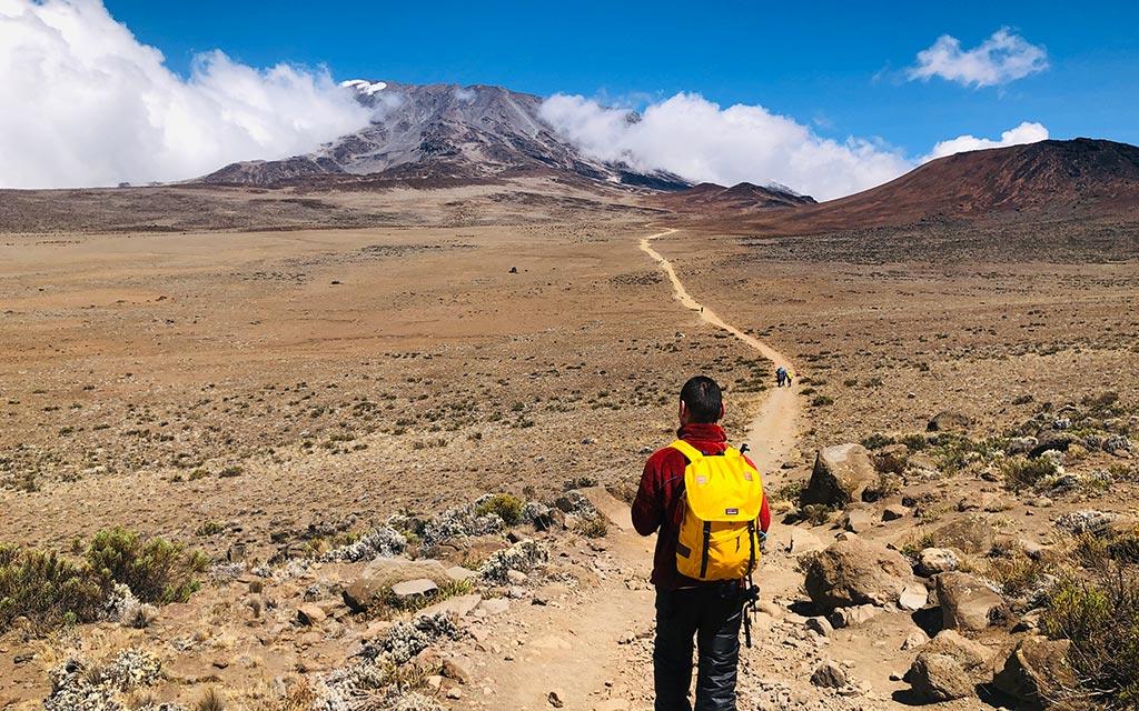 キリマンジャロ登山!ひとり登山の日数・費用