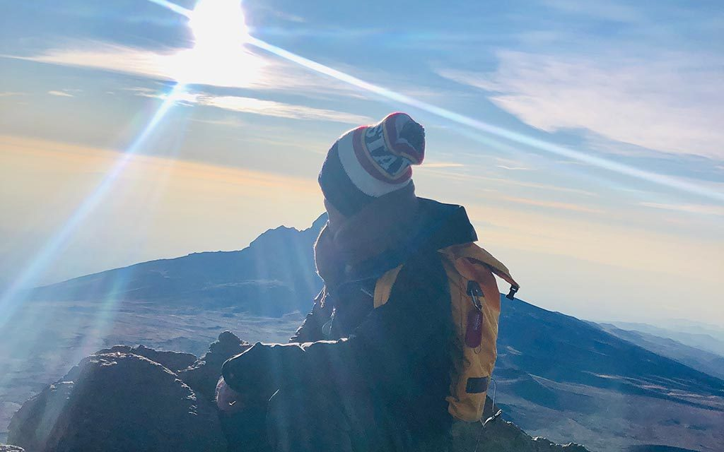キリマンジャロ登頂