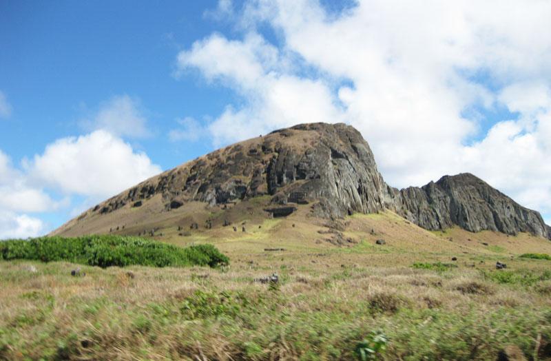 ラノララク山