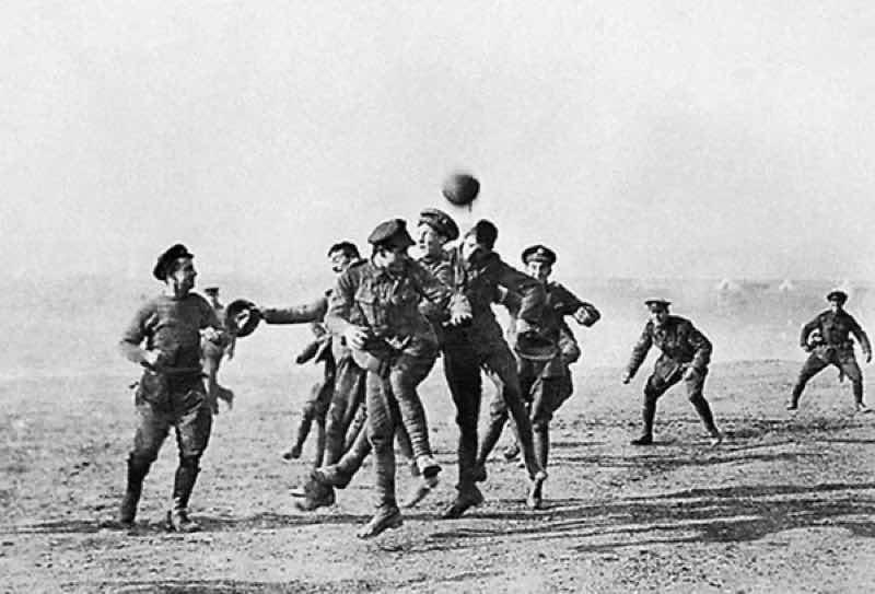 第一次世界大戦のクリスマス休戦